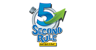 5 Second Rule logo