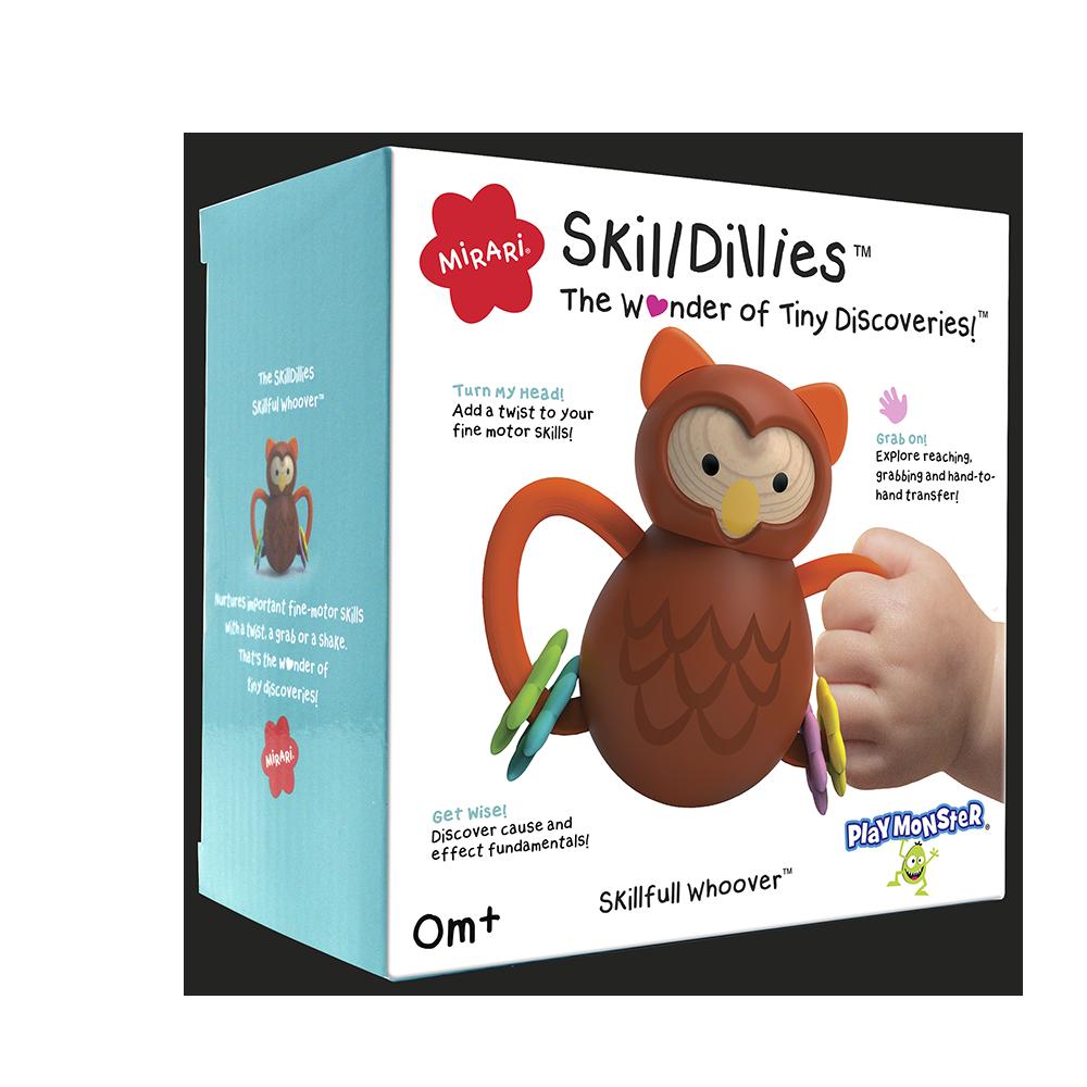 SkillDillies™ Owl